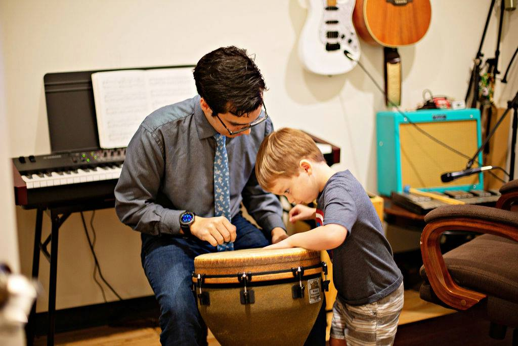Benefits of music classes for kids of all ages